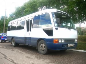 Аренда автобусов тойота на 28 мест
