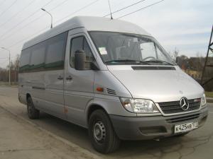 Аренда микроавтобуса для гостей на свадьбу