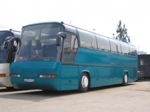 Заказ автобуса Неоплан с водителем (автобус на 51 место)