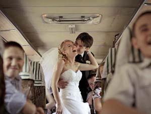 Аренда автобусов для школьников, на свадьбу, для экскурсии и других мероприятий