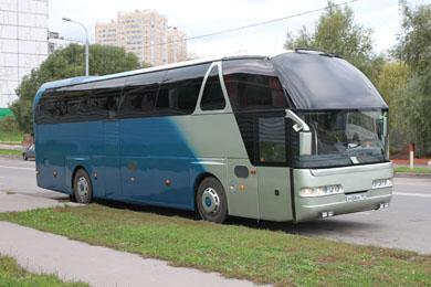 Автобус Neoplan Starliner 516 SHD на 50 мест