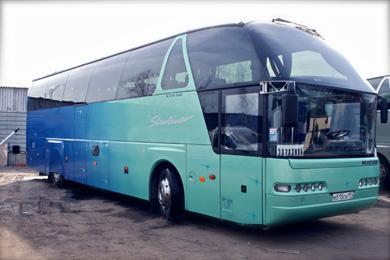 VIP Автобус Неоплан N 516 SHD