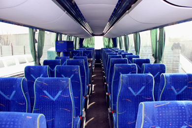 Салон VIP Автобуса Неоплан N 516 SHD