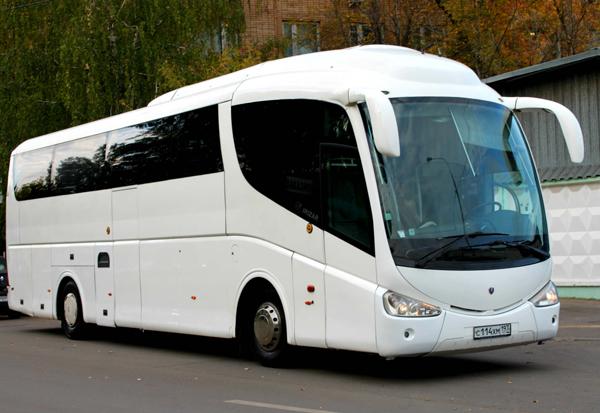 Аренда больших автобусов
