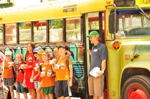 Аренда школьного автобуса