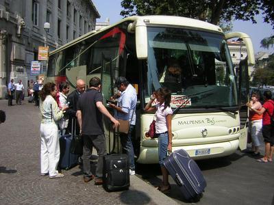 Долгосрочная аренда автобусов в Москве