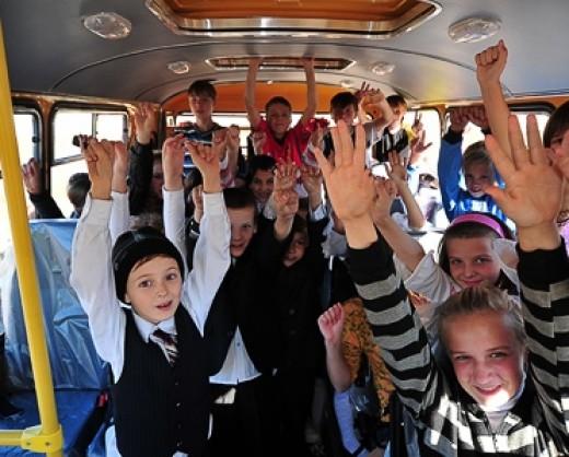 Долгосрочная аренда школьного автобуса
