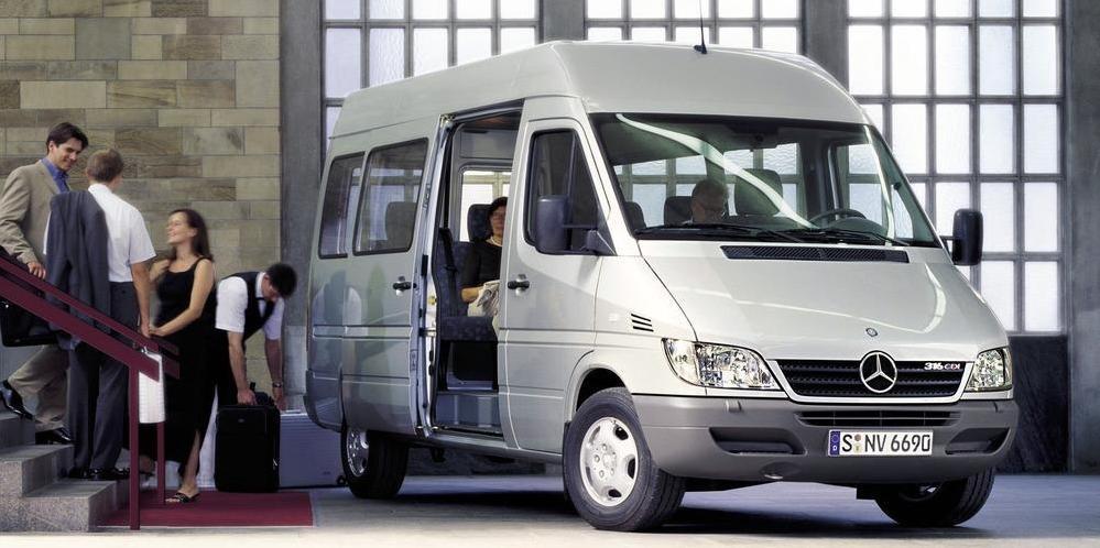 Как в Москве заказать микроавтобус