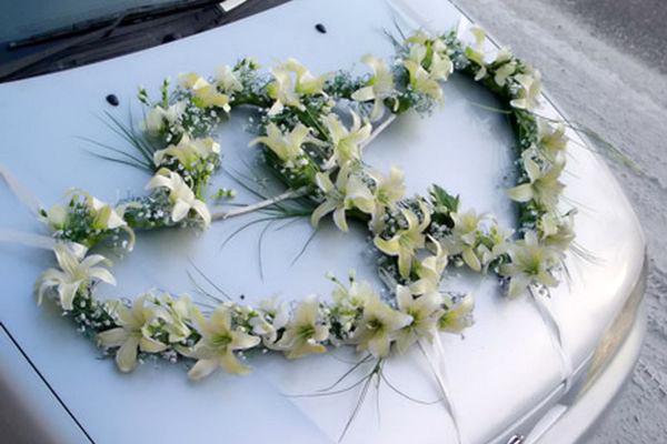 Как составить свадебный кортеж