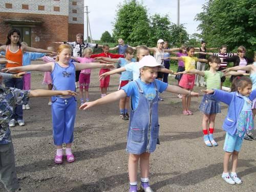 Перевозка детей в летние лагеря отдыха