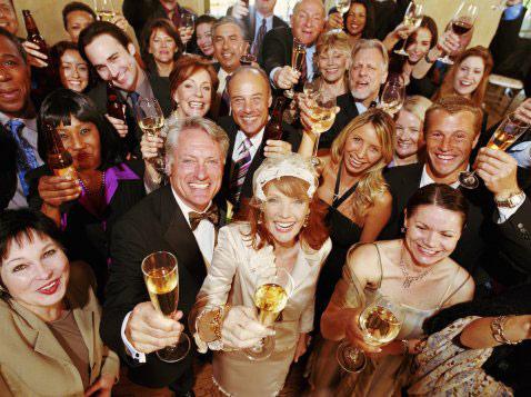 Перевозка гостей на праздничные мероприятия