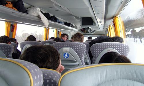 Полезные советы для благоприятной поездки на автобусе