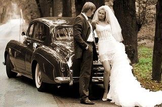 Прокат ретро-автомобиля на свадьбу