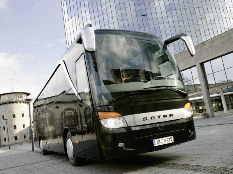 Стоимость аренды автобуса