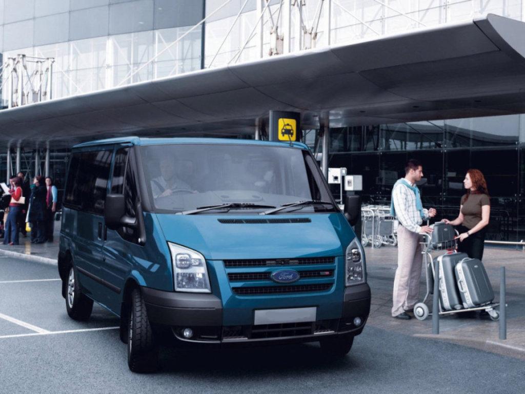 Трансфер на автобусах, микроавтобусах