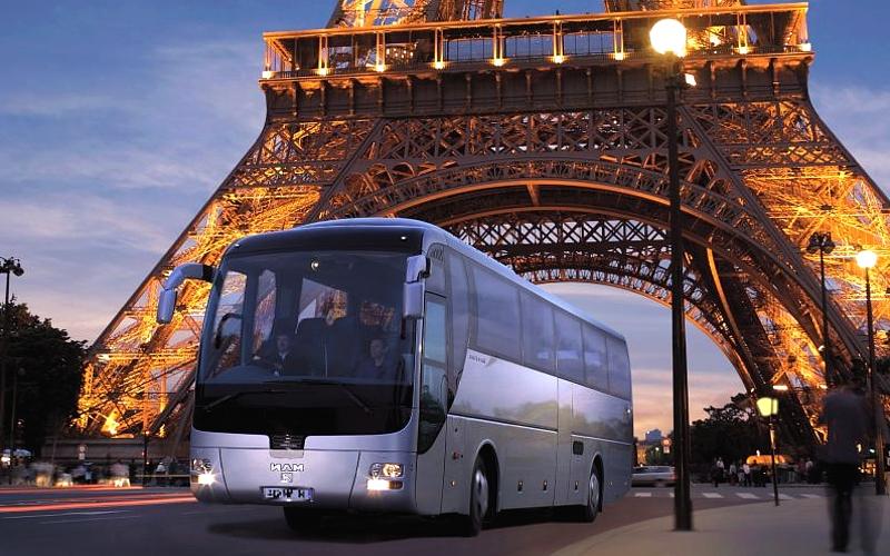 Туристические поездки на автобусе