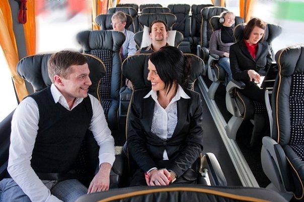 Услуги пассажирских перевозок