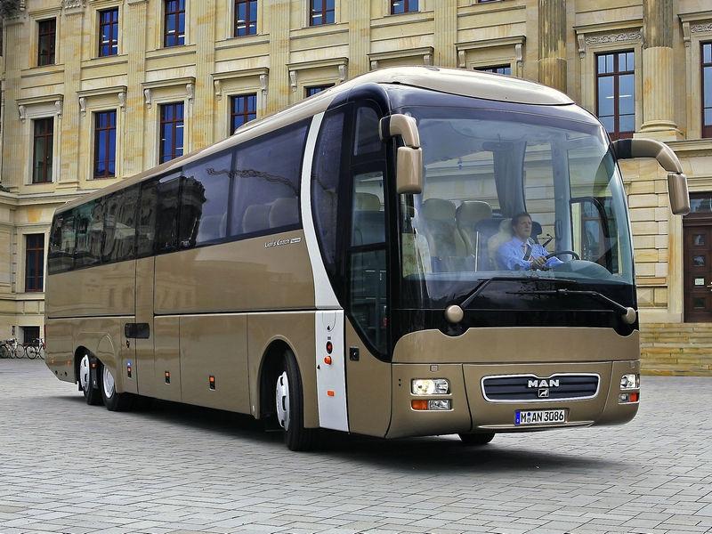 Заказ автобуса на экскурсию