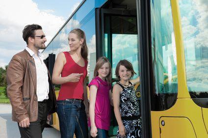 Заказать автобус для школьных поездок