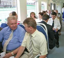Аренда автобуса для пассажирских перевозок