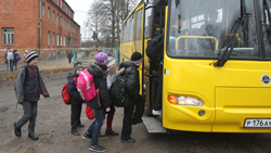 Детские и школьные перевозки на автобусах